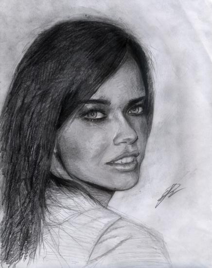 Adriana Lima by zxmaster